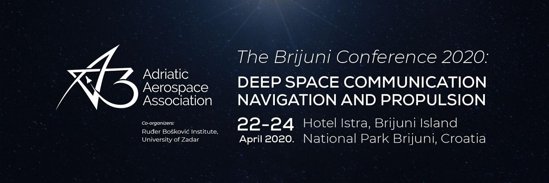 Brijuni Conference 2020